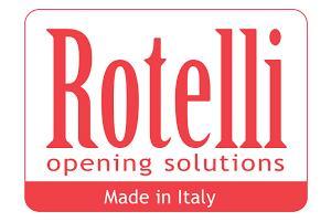 Автоматика на распашные ворота Rotelli